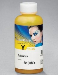 TINTA DE SUBLIMACION 100ml AMARILLO