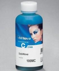 TINTA DE SUBLIMACION INKTEC SUBLINOVA SMART BOTELLA 100ml CYAN