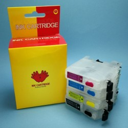 Brother LC985 Pack Cartuchos Recargables