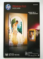 PAPEL FOTOGRAFICO EXTRA SATINADO HP TAMAÑO A4, PAQUETE 20 HOJAS, 300g